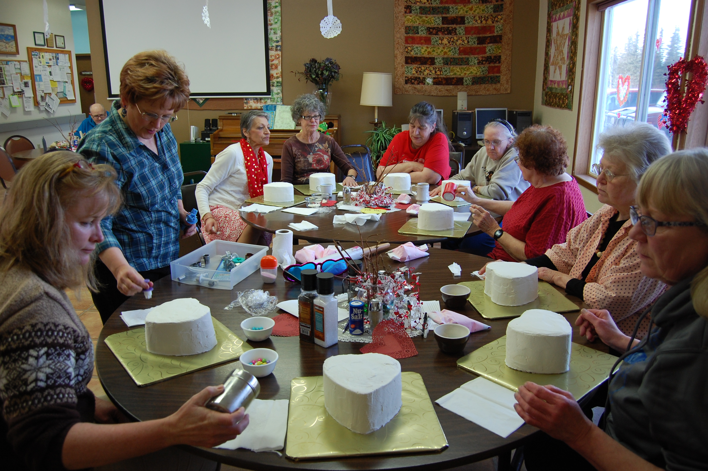 Cake Decorating Course Poole : Photo Gallery Ninilchik Senior Center